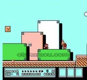 【ファミコン画像】スーパーマリオブラザーズ3