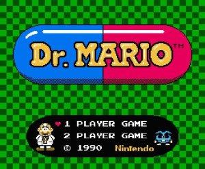 ファミコンソフト 名作 ドクターマリオ